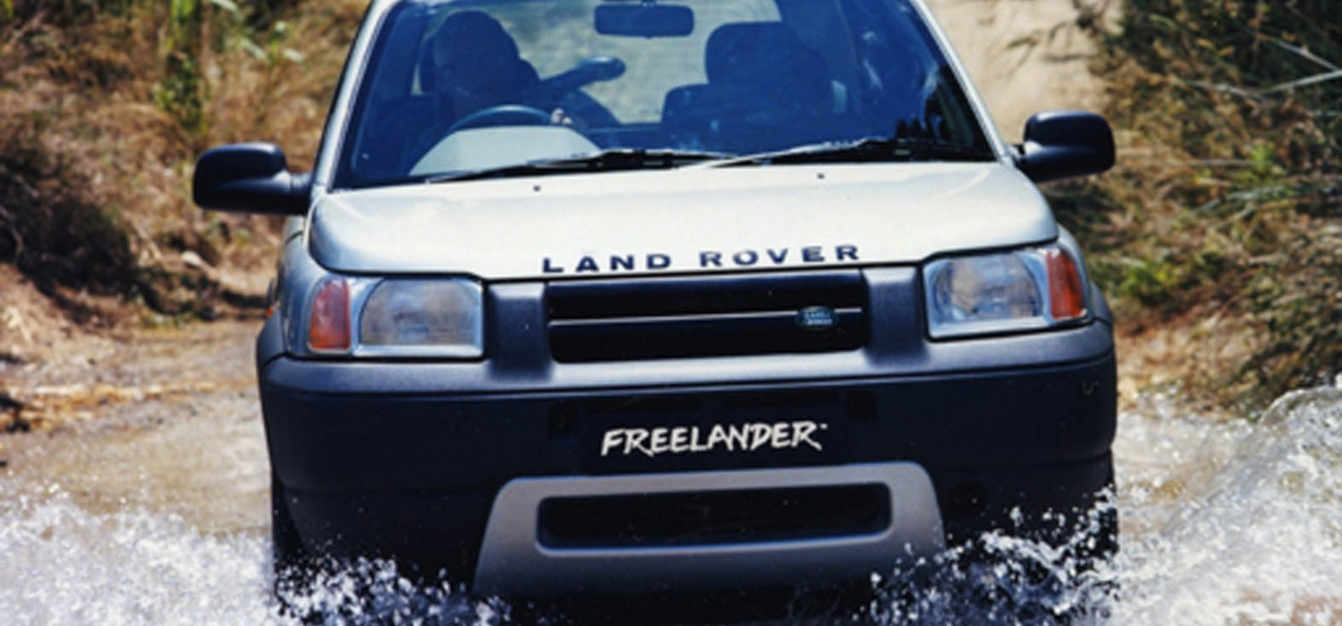 Freelander joins Land Rover Heritage line-up