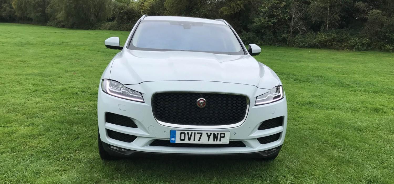 Jaguar F-Pace Portfolio 2.0D AWD