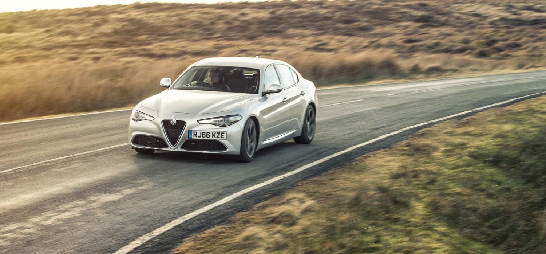 Turning the corner with Alfa Romeo