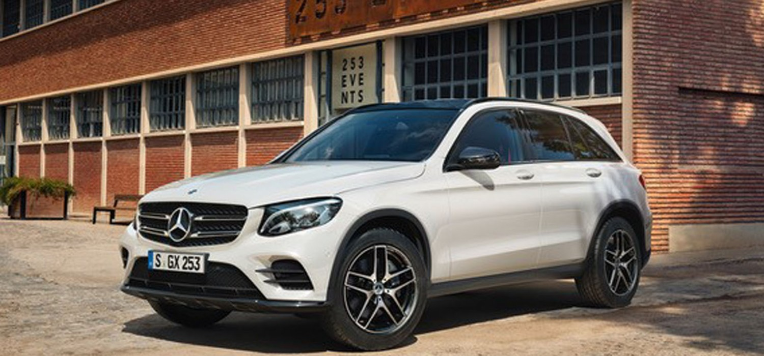 Merc reveals GLC Night Edition prices