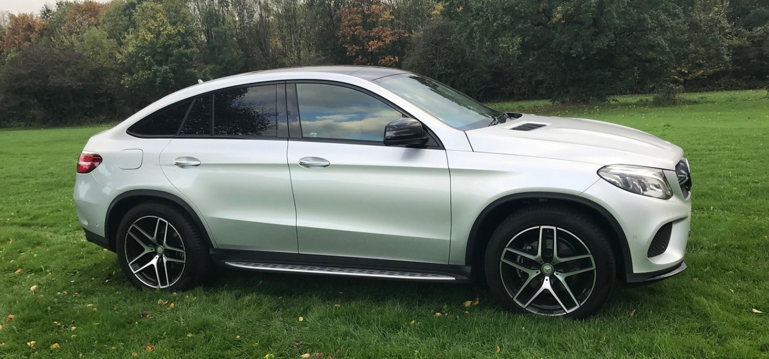 Mercedes-Benz GLE 350d 4MATIC AMG Line Coupe