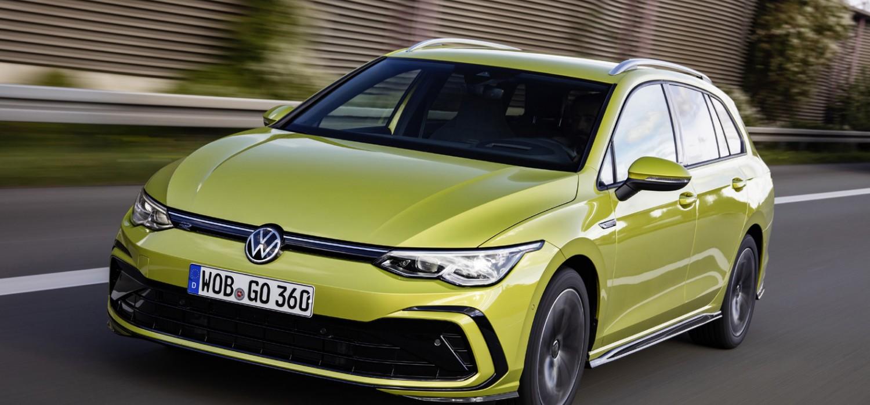 VW Golf takes estate route
