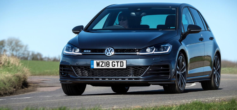 Volkswagen Golf 2.0 GTD DSG