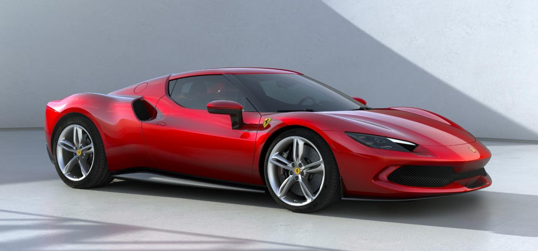 Ferrari unveils 296 GTB supercar