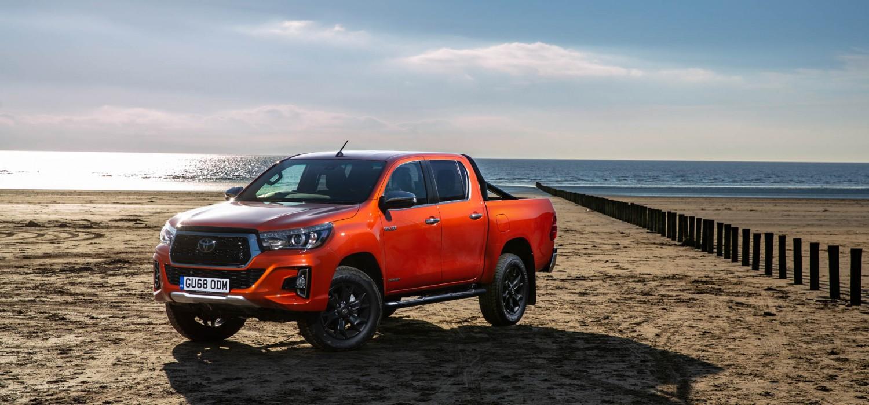 Toyota HiLux Invincible X 2.4