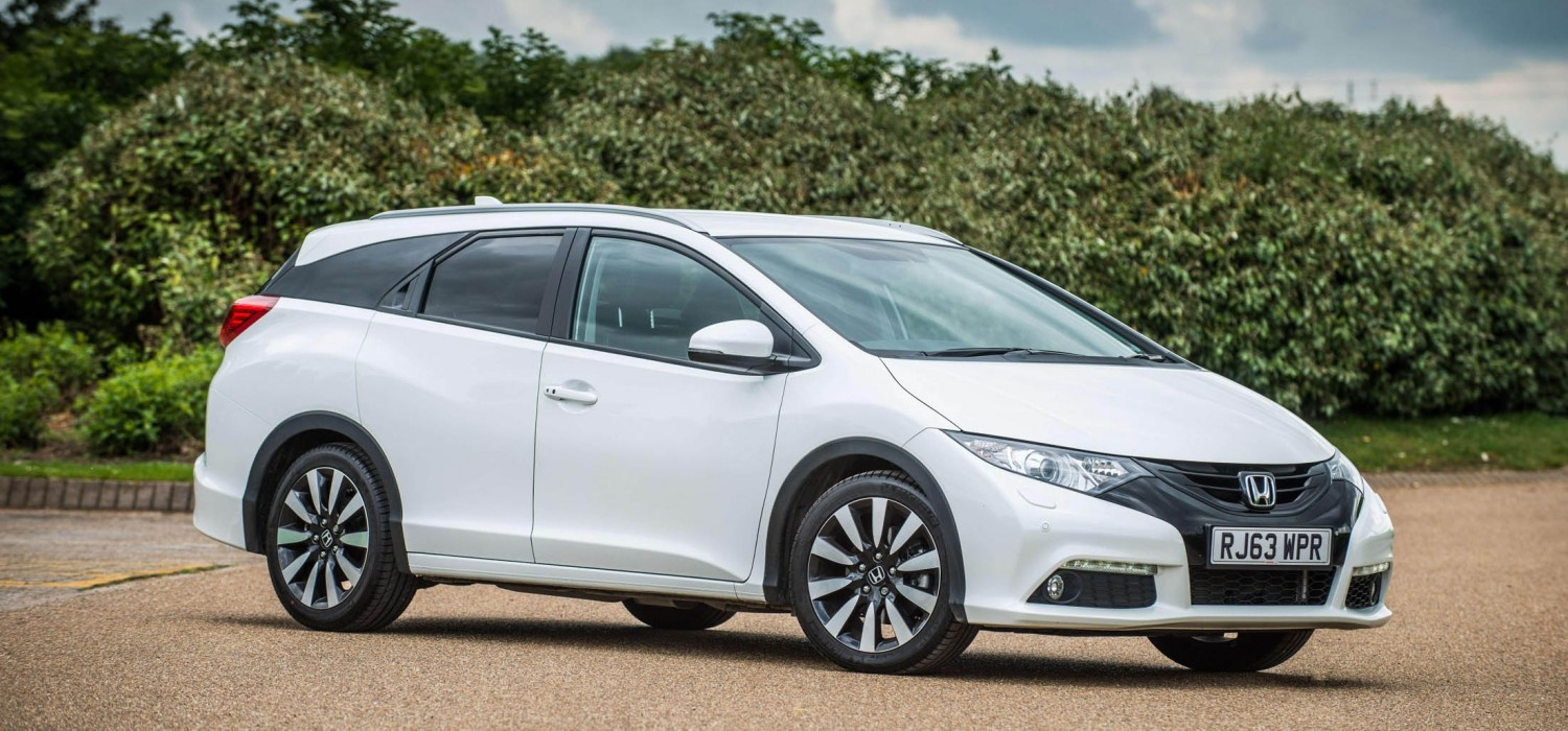 Honda Civic Tourer 1.6 i-DTEC EX-Plus