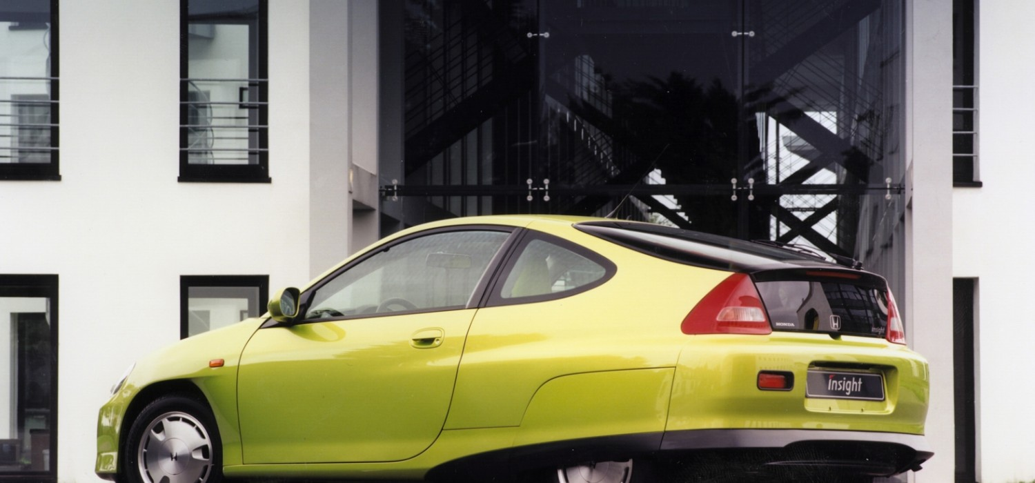 Honda's Insight into future motoring
