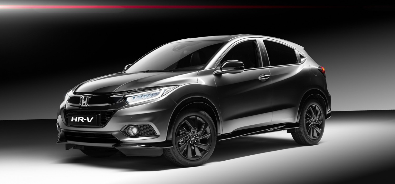 Sport treatment for Honda HR-V