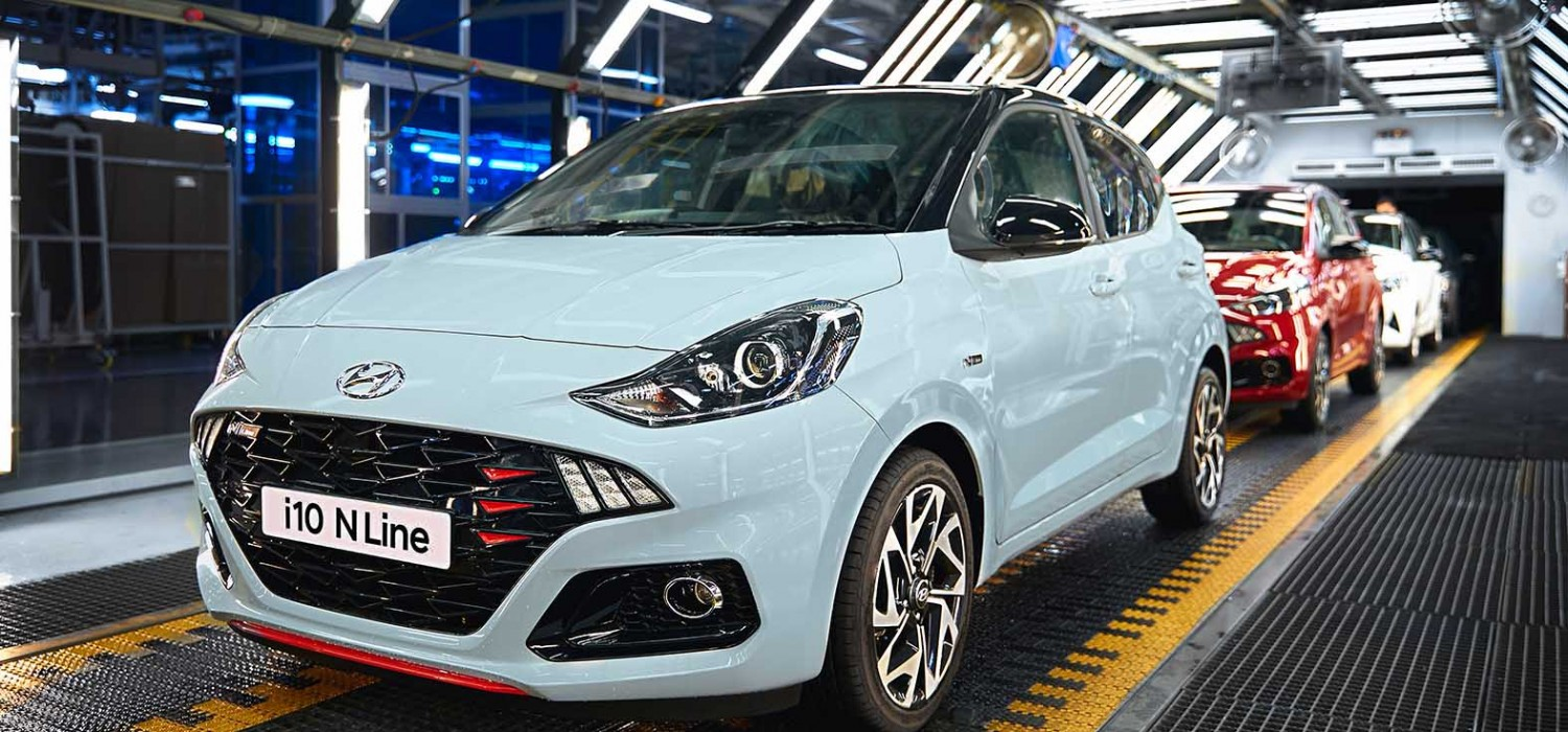 Hyundai's sporty i10 here soon