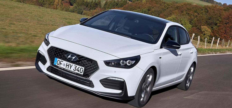 Sportier Hyundai i30 hits the roads