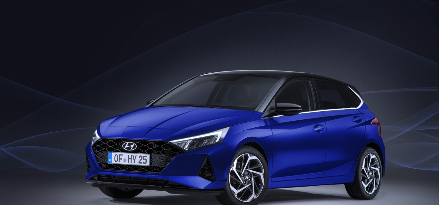 First details of new i20 announced by Hyundai