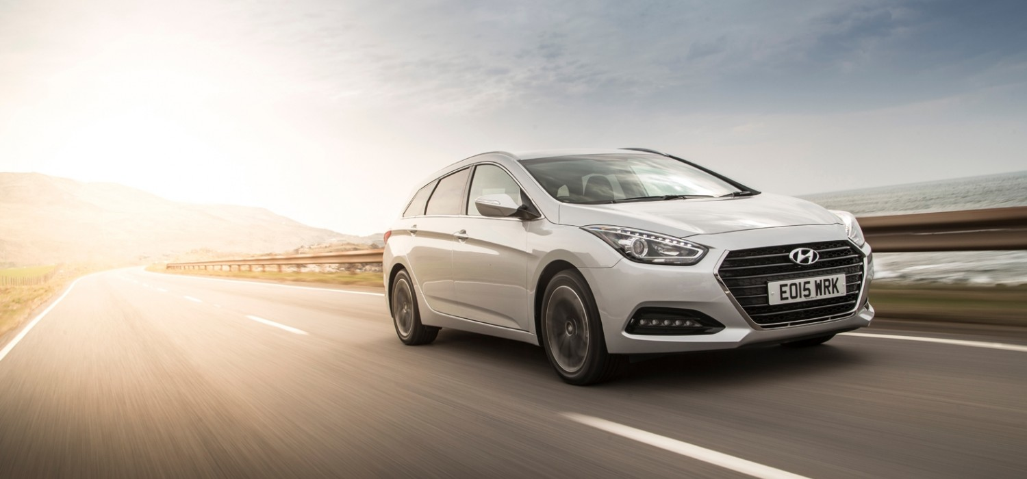 Spread out in Hyundai i40 Tourer