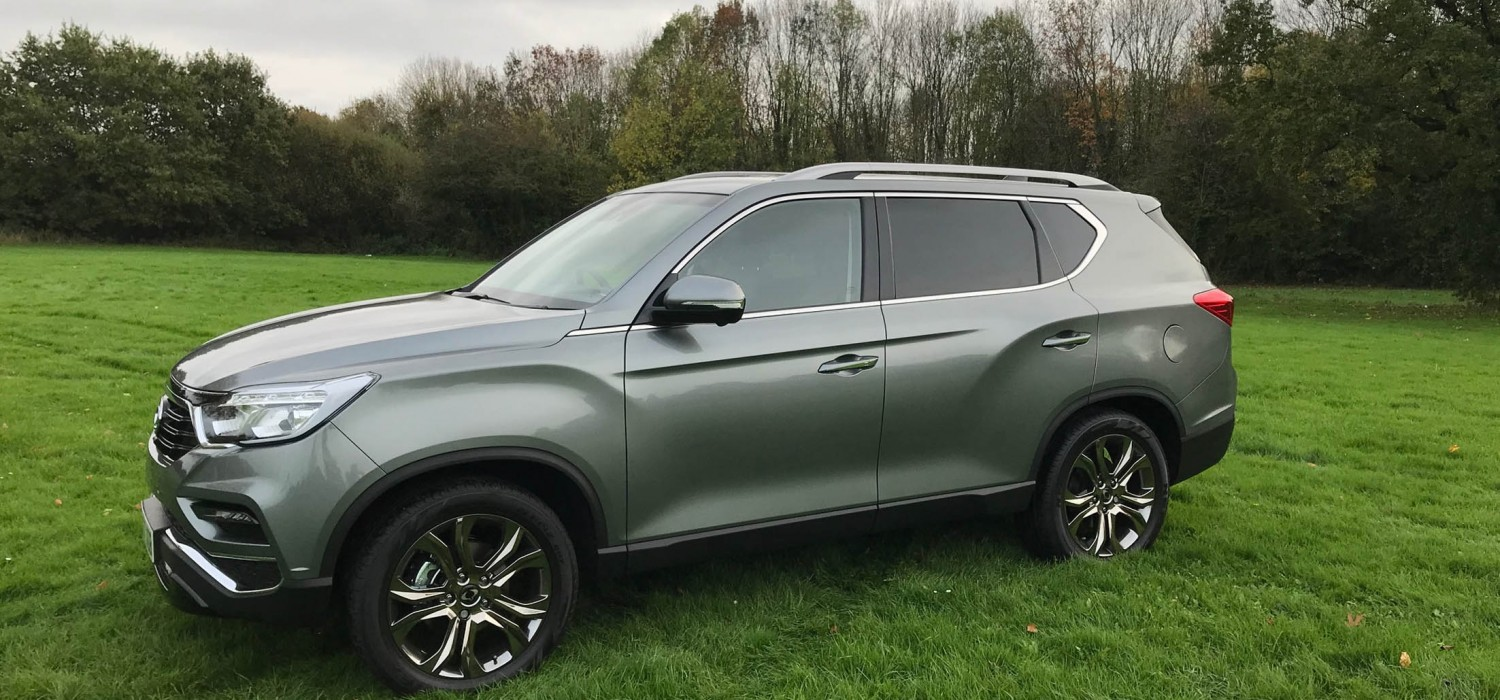SsangYong Rexton 2.2 4x4 Ultimate
