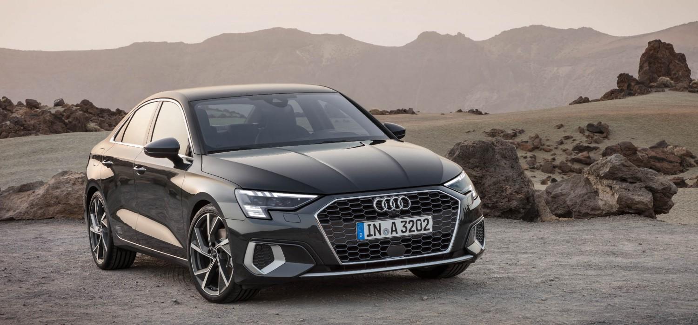 Audi A3 Saloon S-Line 35 TDi S-tronic