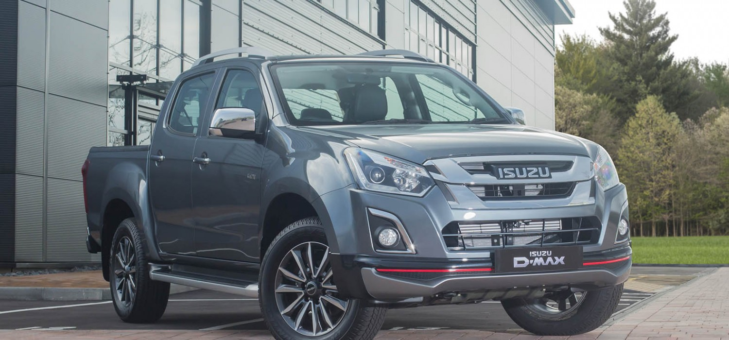 Pick up another special from Isuzu