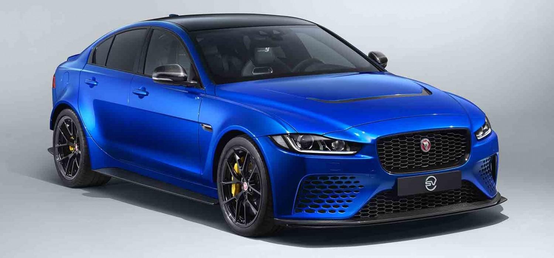 Jaguar's ultimate Q car