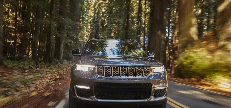 Jeep reveals new Grand Cherokee