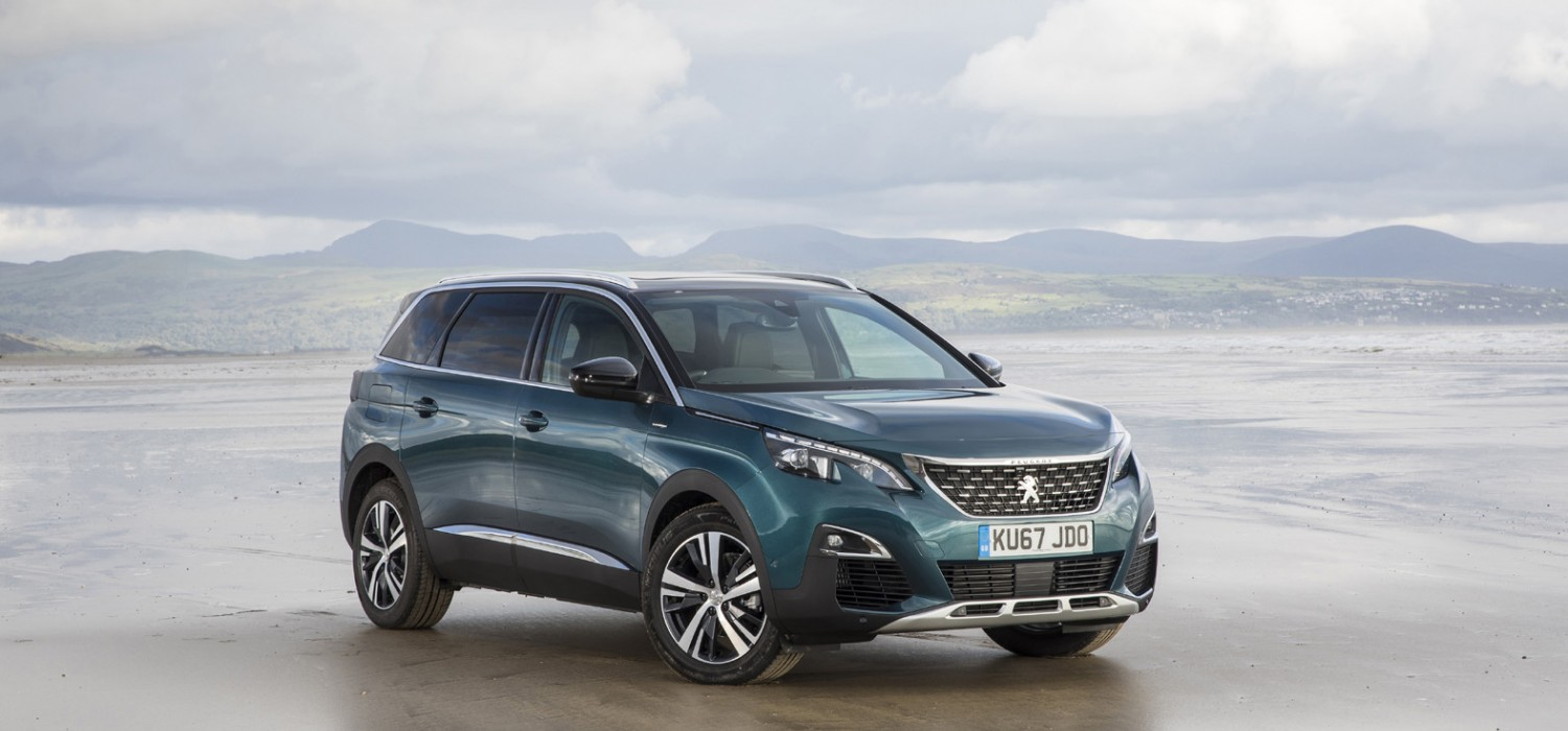 Great price for Peugeot's big SUV