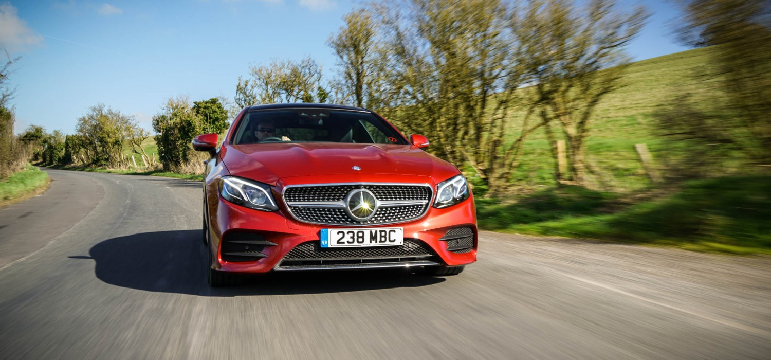 Mercedes-Benz E 400 4MATIC AMG Line Coupe