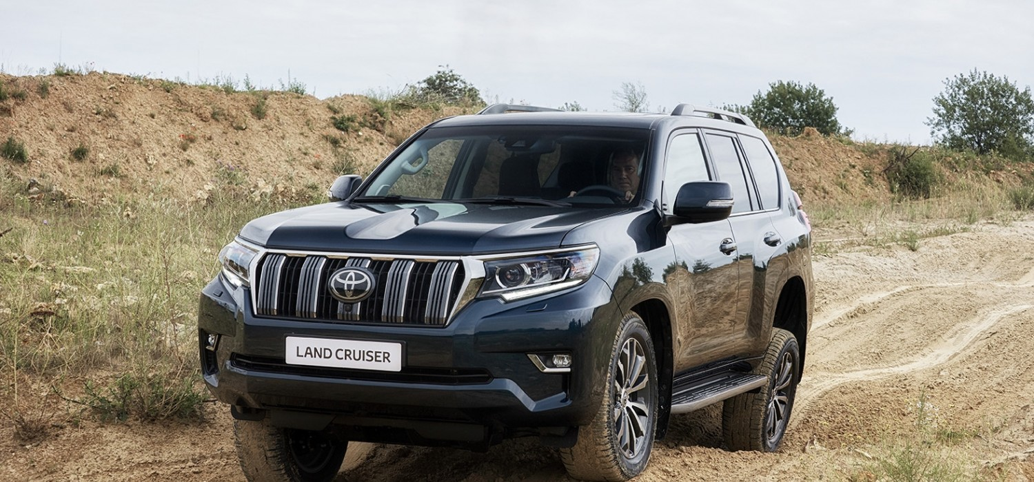 Toyota Land Cruiser revamped for 2018