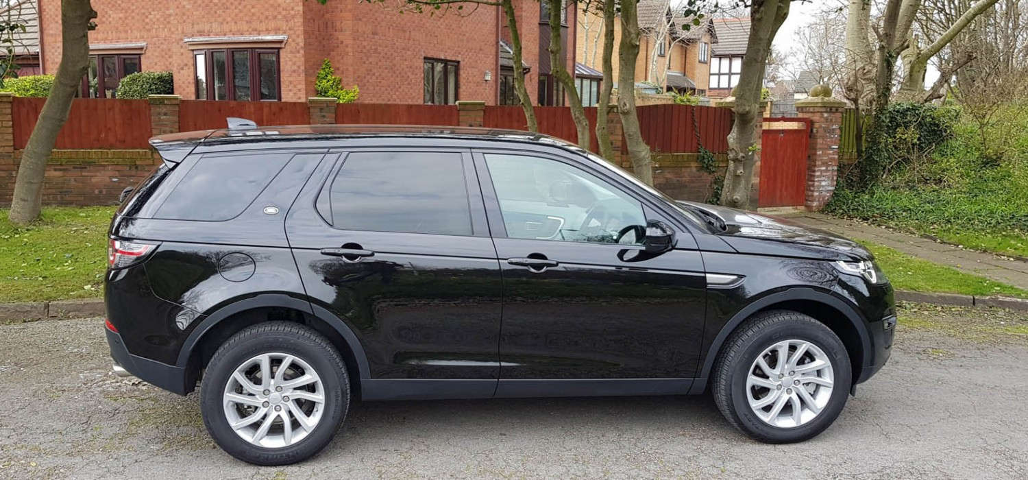 Land Rover Discovery Sport Si4 SE Tech