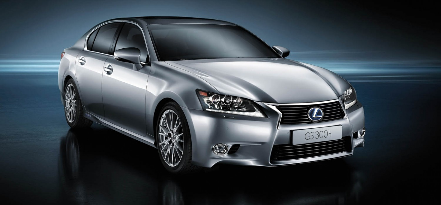Lexus hybrid proves a tax buster