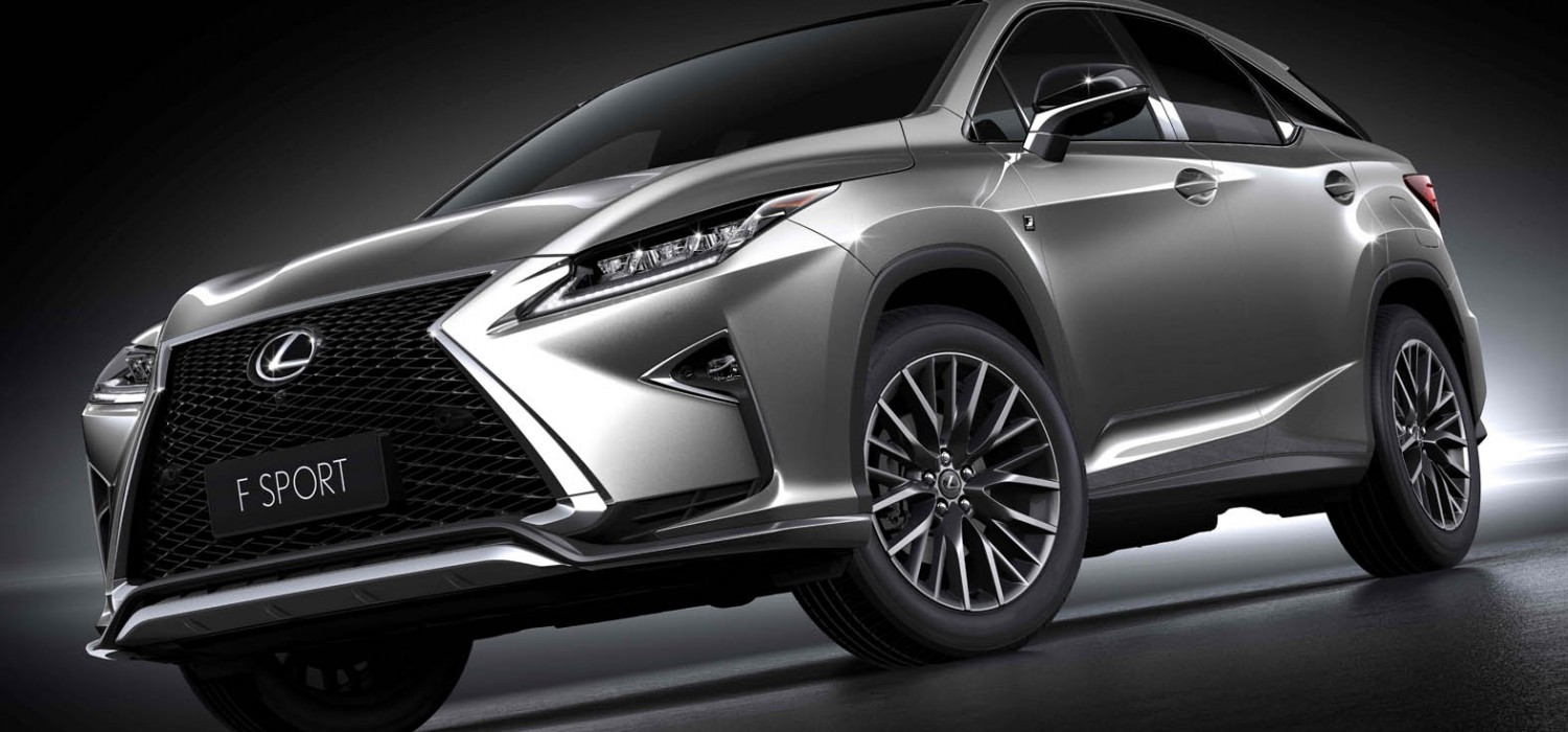Turbo treat for Lexus SUV