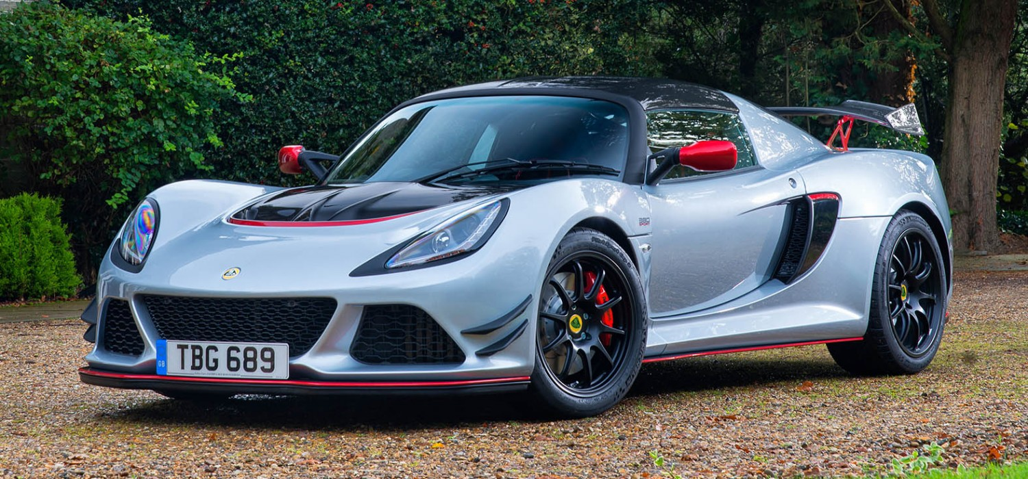 Lotus Exige - Used Car Review