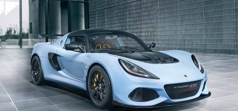 Lotus Exige Sport 410 - light fantastic