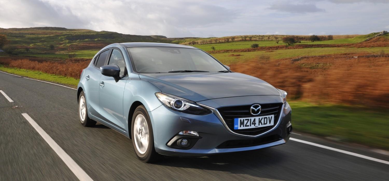 Mazda3 Sport Nav hatchback