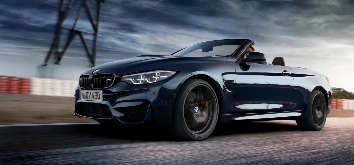 Just 30 BMW M4 Convertibles for UK