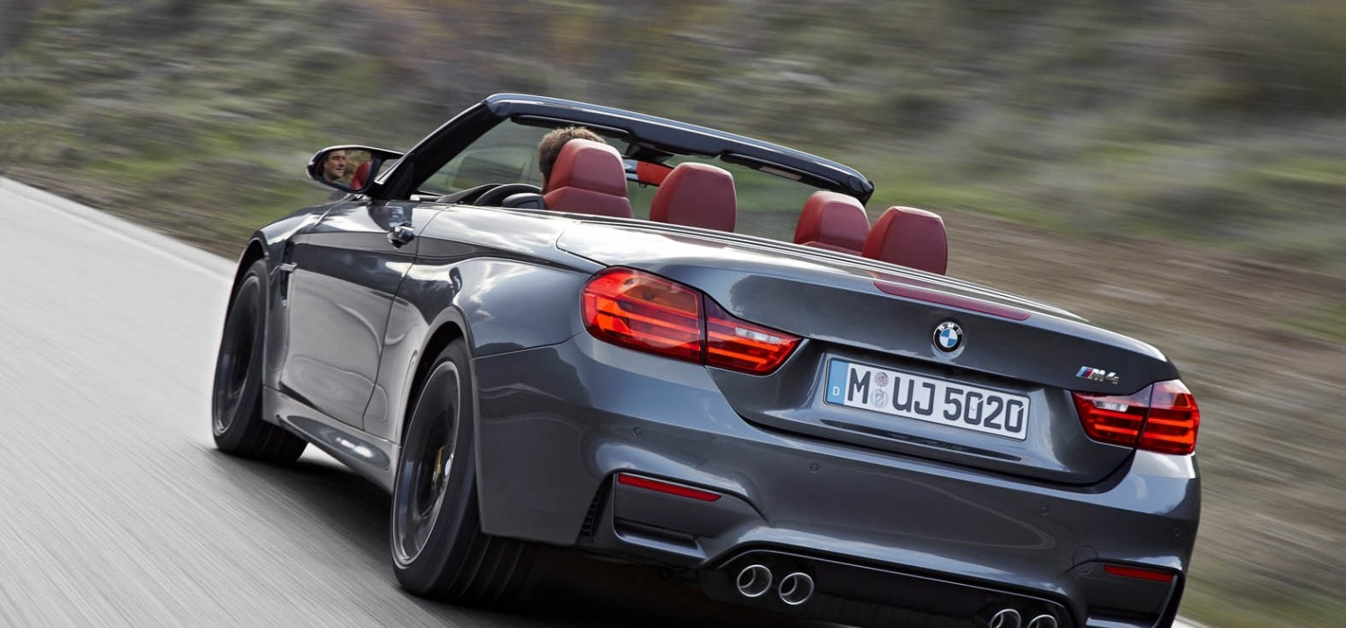 BMW lifts the lid on M4