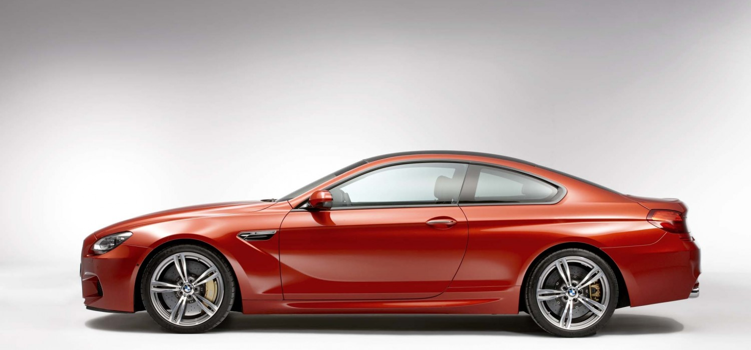 BMW M6 really looks the part