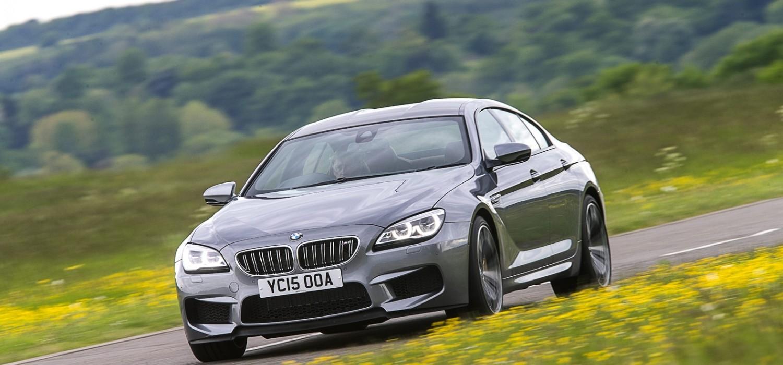 BMW M6 Gran Coupe 4.4