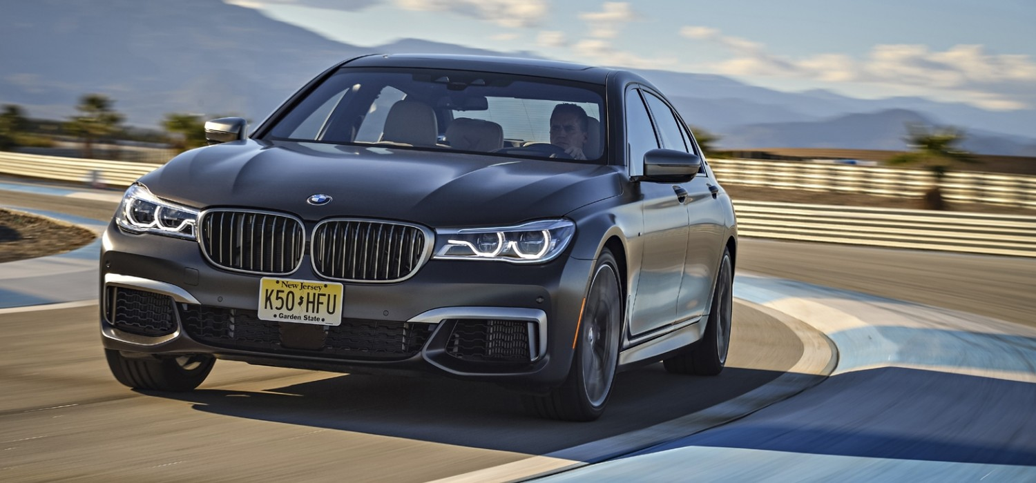 New flagship BMW 7 Series revealed