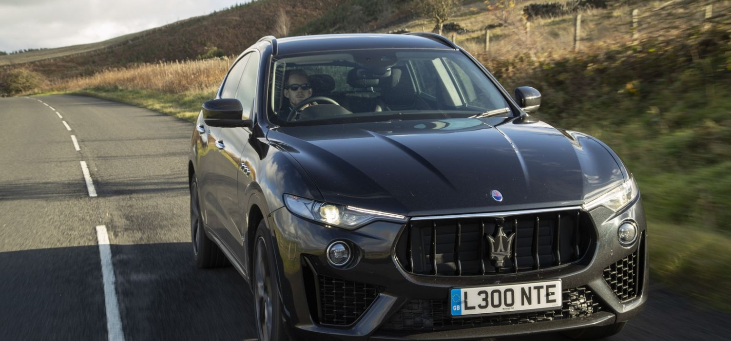 Maserati brings Italian supercar style to SUVs