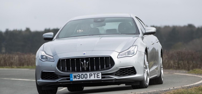 Maserati Quattroporte revamped