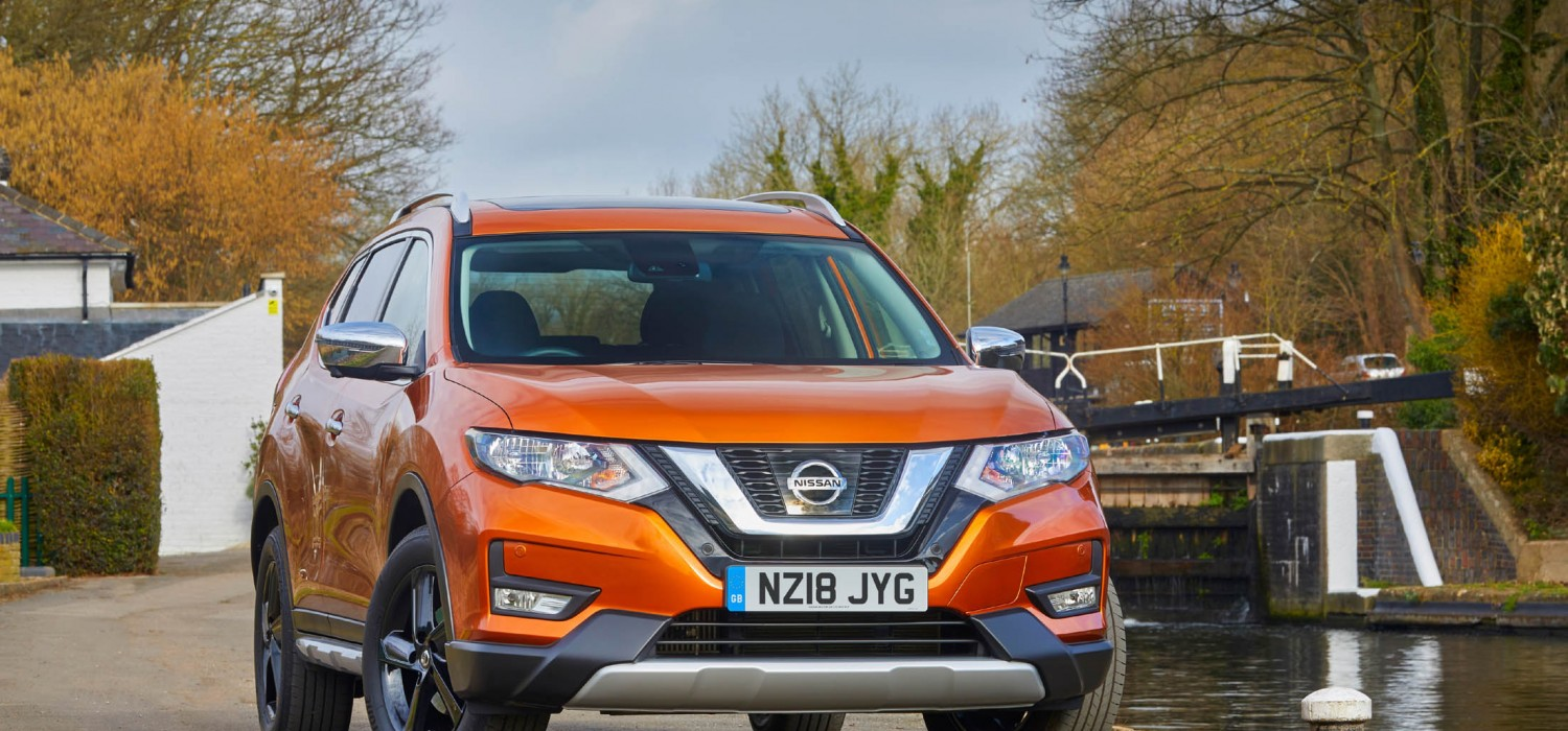 Nissan X-Trail N Connecta dCi130 4WD