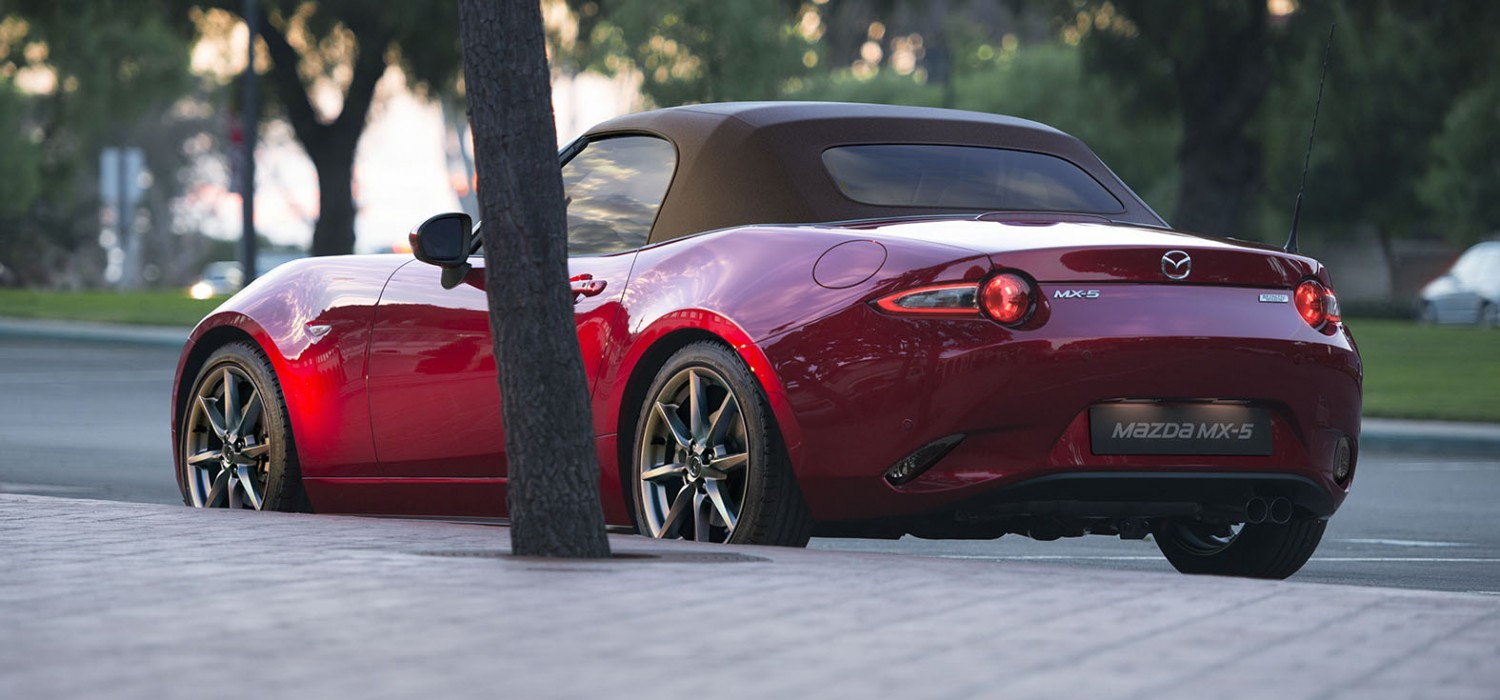 Upgrade for iconic Mazda MX-5