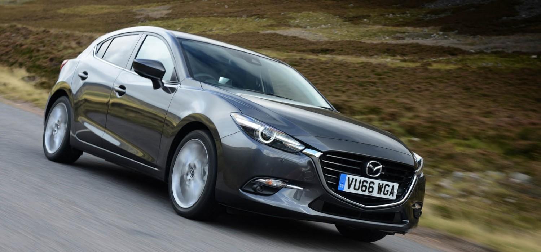 Mazda3 2.2 150ps Sport Nav Diesel