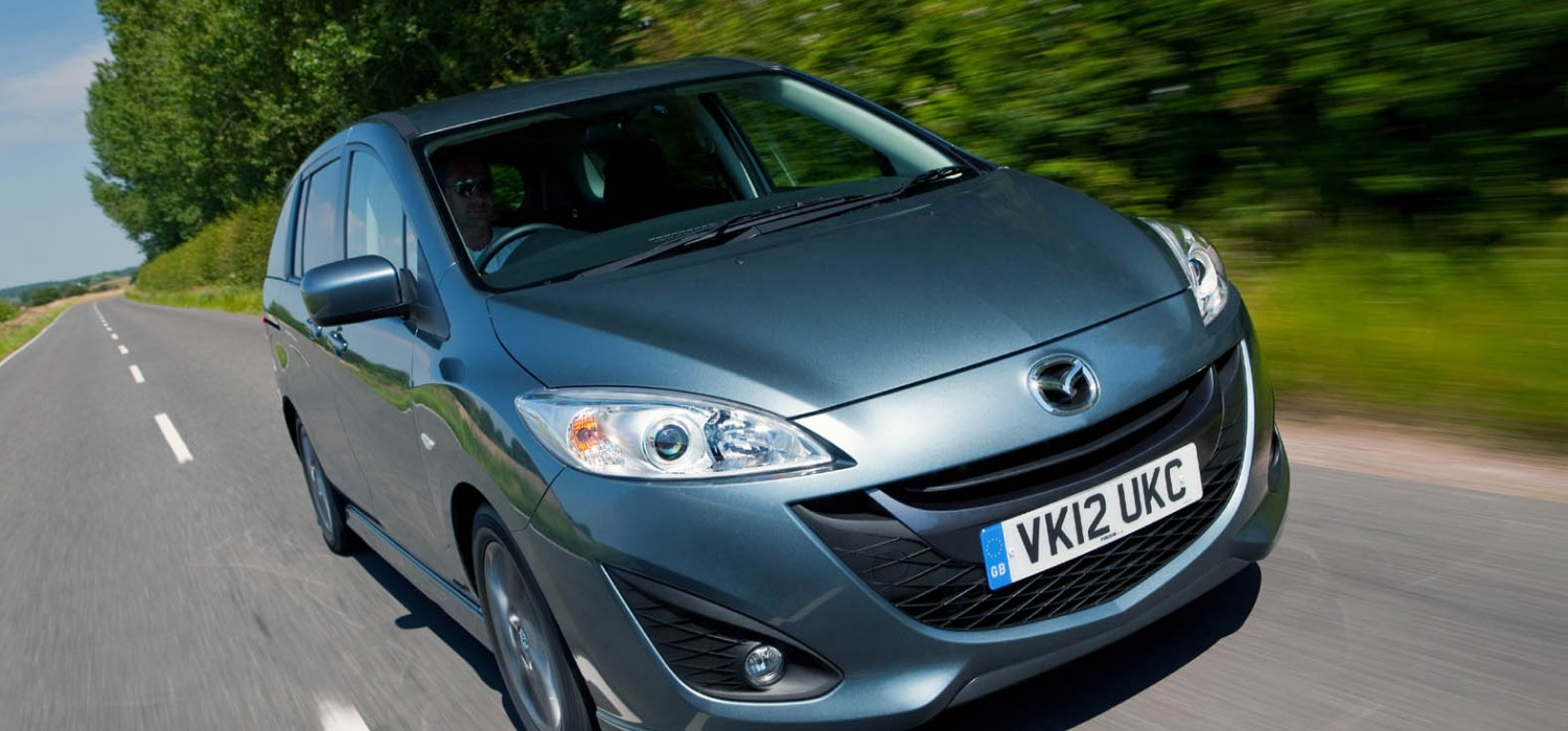 Mazda5 - Used Car Review