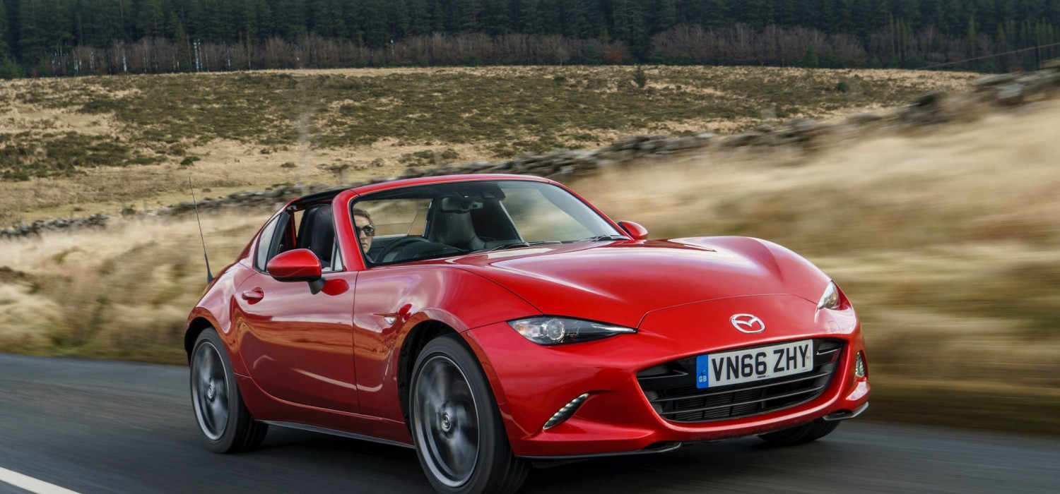 MX-5 proves you haven't lost your mojo