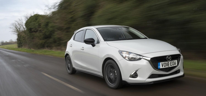 Mazda mini close to top of the class