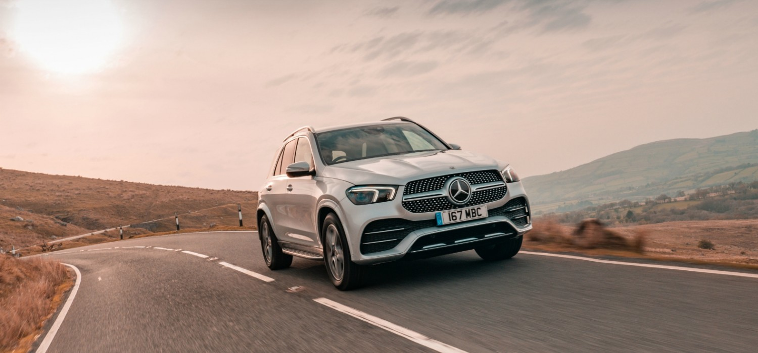 Mercedes-Benz GLE 300 d 4MATIC AMG Line