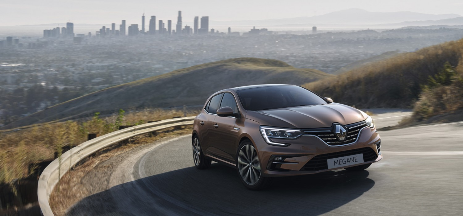 Plug in power for new Renault Megane