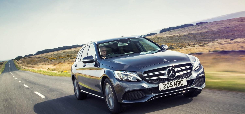 Mercedes-Benz C300 BlueTEC Hybrid Sport Estate