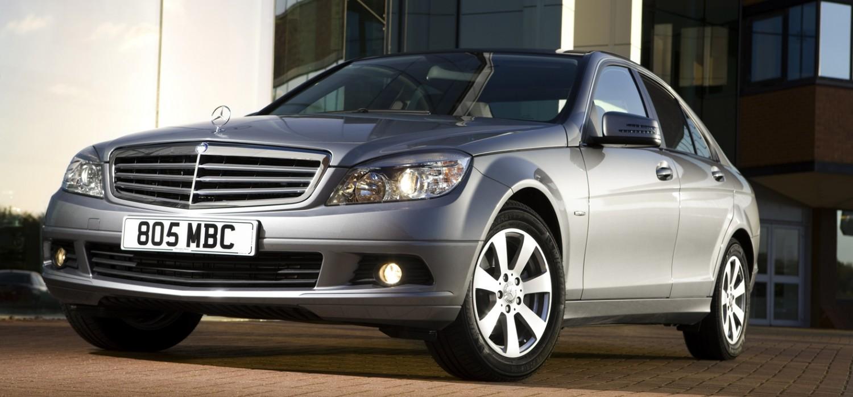 Mercedes-Benz C200 CDI BlueEFFICIENCY SE