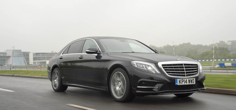 Mercedes S 300 BlueTEC Hybrid L AMG Line