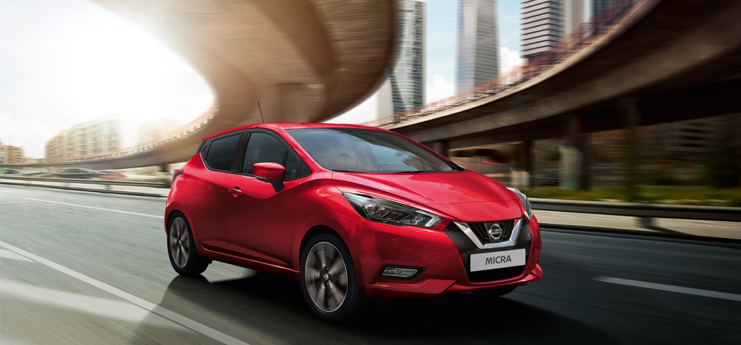 Nissan upgrades Micra for 2021