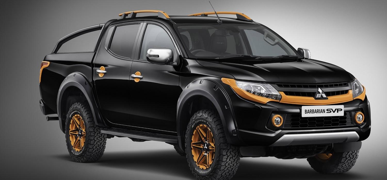 Orange appeals for Mitsubishi